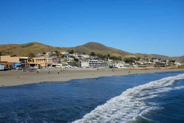 Cayucos by-the-Sea