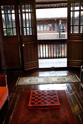 Das Spielzimmer für Mahjong, Linden Centre Hotel