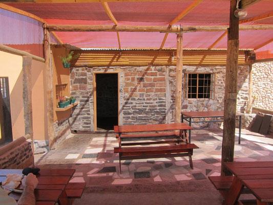 Bar/Restaurant Spitzkoppe Namibia
