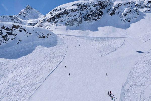 Diavolezza Skigebiet