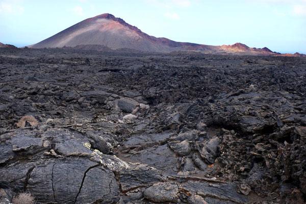 Lavameer – Lehrpfad Termesana Timanfaya Nationalpark