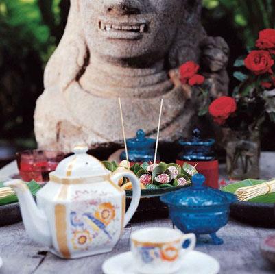Tipp High Tea in Tugu Malang