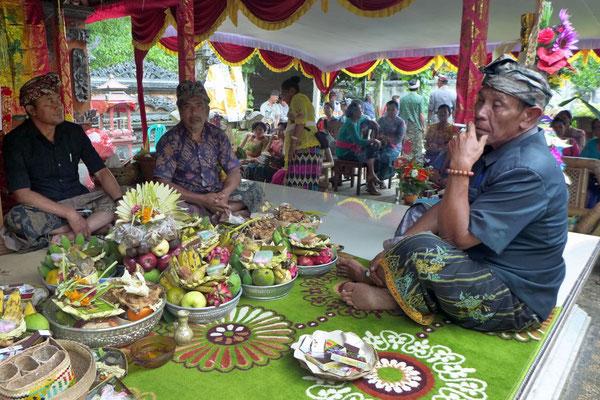 Hochzeit in Munduk auf Bali