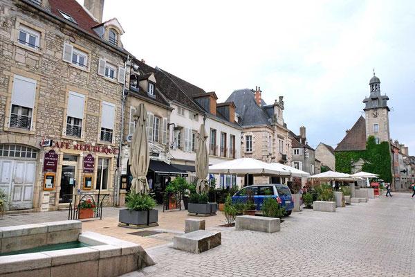 Weinstädtchen Nuits-Saint-Georges