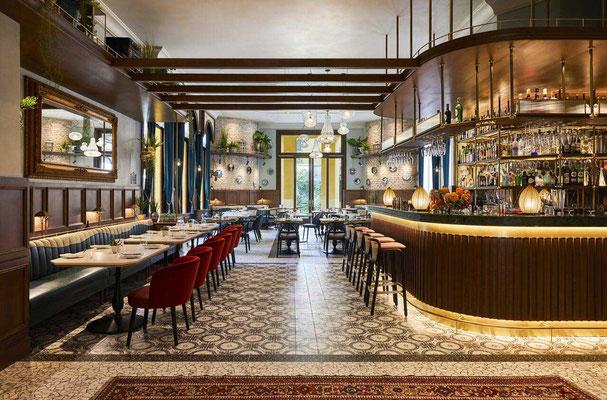 Design Hotel Indigo Venice Sant'Elena Restaurant Savor