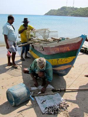 Fischer, Trincomalee Sri Lanka