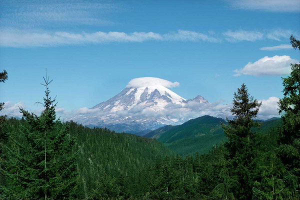 Rainier Viewpoint auf dem White Pass Scenic Byway (#12)