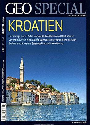 Kroatien GEO Special Magazin