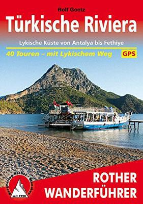 Wanderführer Türkische Riviera Lykische Küste