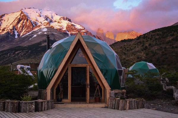 EcoCamp Patagonia im Torres del Paine