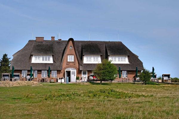 Landhaus Severins Einkehr am Morsum-Kliff