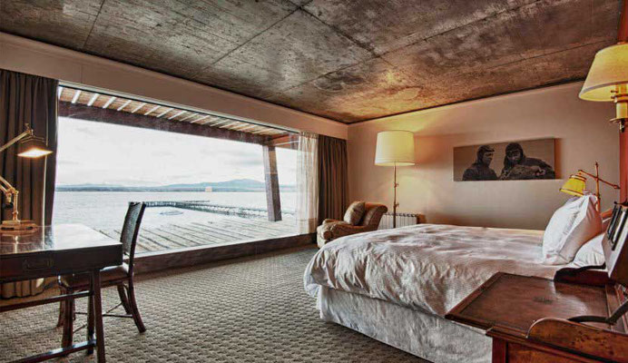 Hotelzimmer 'The Singular' in Puerto Natales