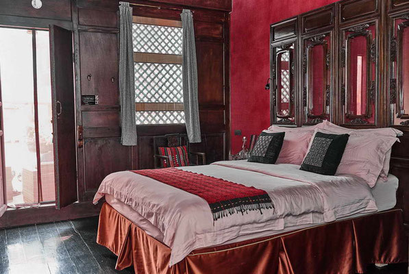 Zimmer Hotel Shaxi Old Theater Inn