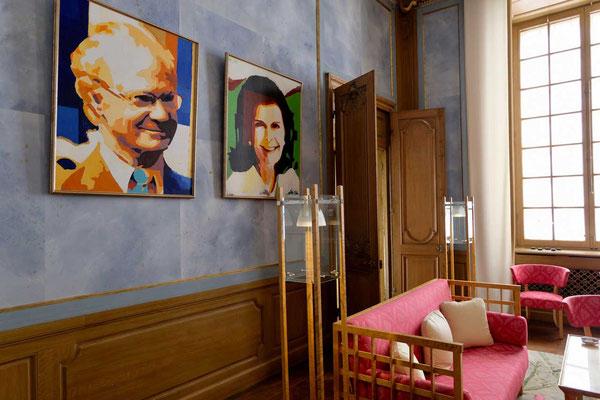 Stockholmer Schloss-Tour