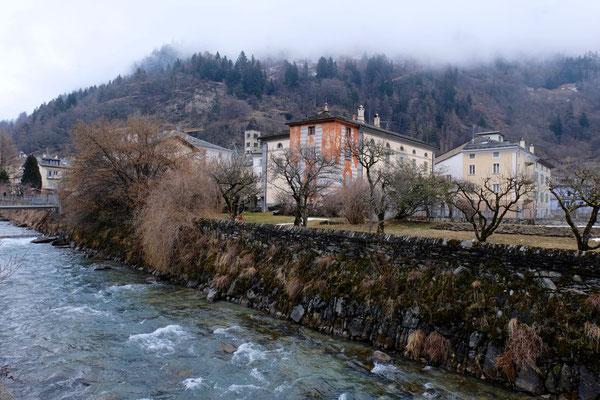 Besuch in Poschiavo im Puschlav Tal