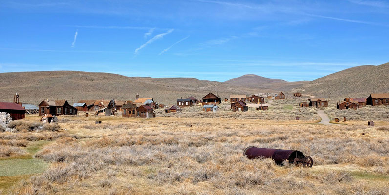 Bodie Ghost Town, State Historic Park