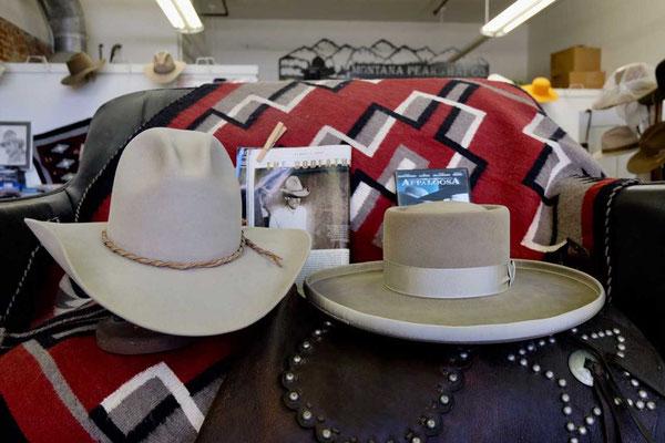 Maßgefertigte Cowboyhüte, Montana Peaks Hat Pendleton