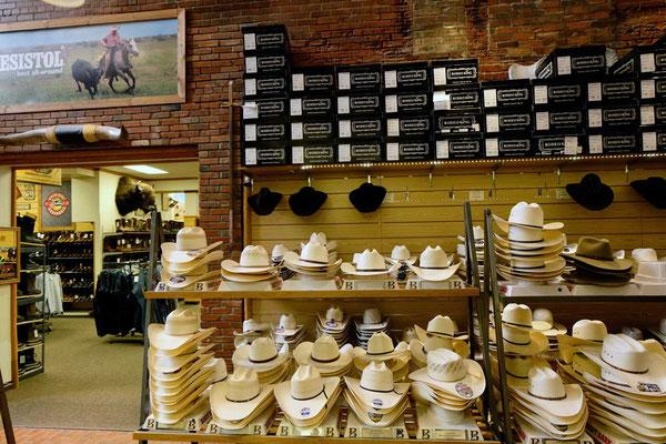 Wrangler Western-Kaufhaus Cheyenne