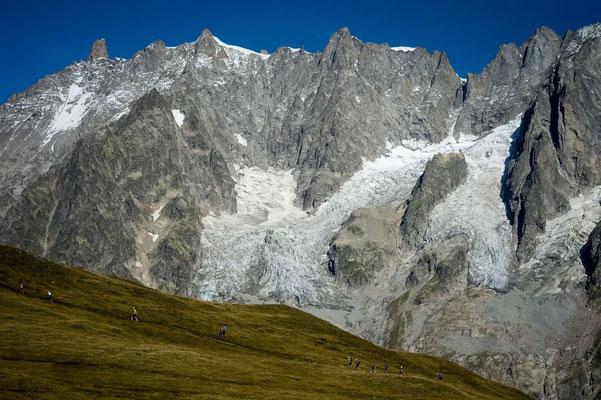 Auf dem Traum Trail © Ultra-Trail du Mont-Blanc® - Photo Franck Oddoux