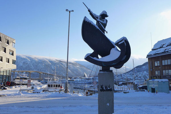 Walfängerdenkmal Tromsø