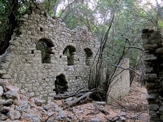 Antikes Olympos  Lykische Küste