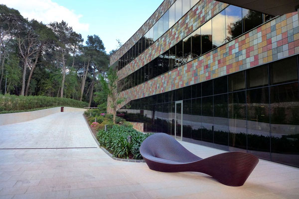 Moderner Anbau des Alhambra Boutique-Hotels Mali Losinj