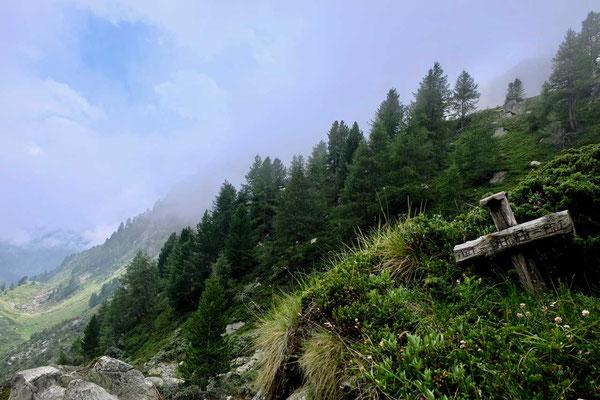 Trifthütte Wanderung Zermatt