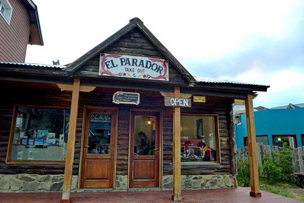 El Parador, Lieblingsrestaurant in El Chaltén
