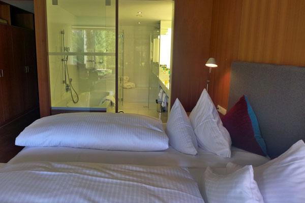 Zimmer im Kranzbach Hotel