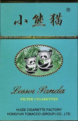 Xiaopings Panda Zigaretten