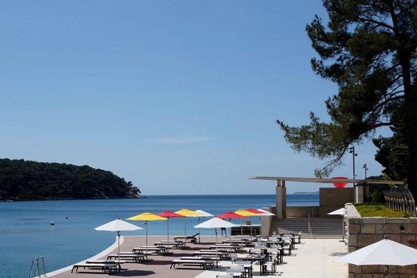 Relax an der Cikat Bucht – Alhambra Boutique-Hotel Losinj