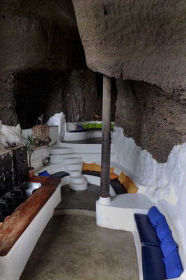Höhlenbar Villa LagOmar Lanzarote