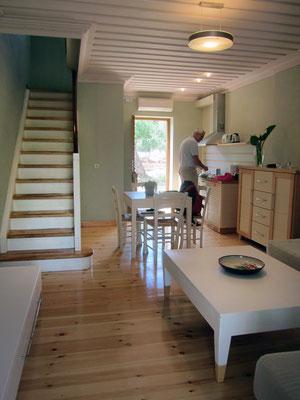 Maisonette-Wohnung mit Küche,  Hotel Elies, Kardamili, Mani Peloponnes