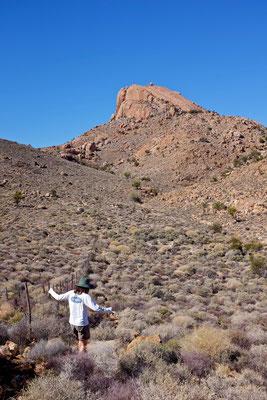Eagle Trail auf dem Plateau (Klein-Aus-Vista, Namibia)