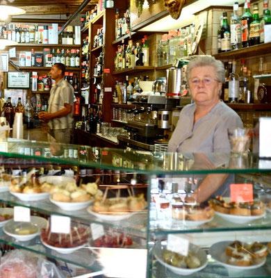 CANTINONE GIA SCHIAVI Venice ciccheti bar