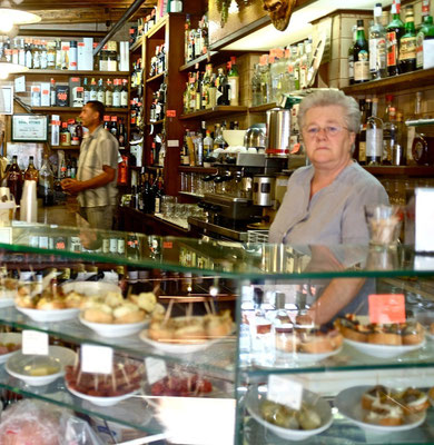 CANTINONE GIA SCHIAVI Venice Dorsoduro Wein & Ciccheti bar