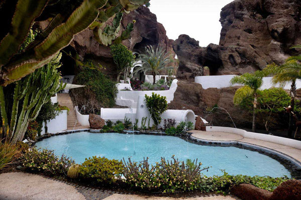 Pool Villa Omar Sharif LagOmar Lanzarote