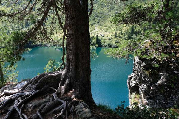 Wanderung am Cavloc See