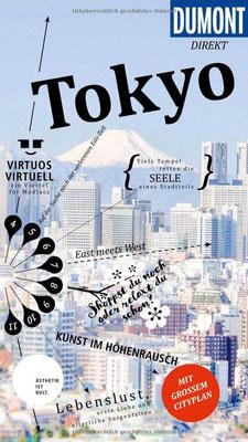 handliche Tokyo Dumont Direkt Reiseführer