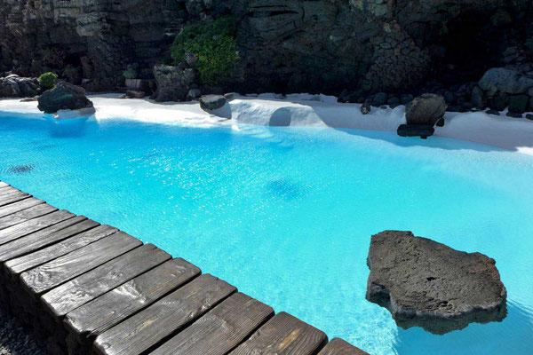 Jameos del Agua Lava-Pool / Lanzarote