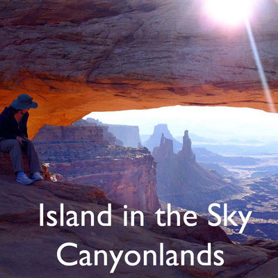 Wohnmobilreise USA Südwesten Island in the Sky