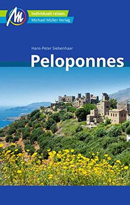 Peloponnes Reiseführer von Michael Müller