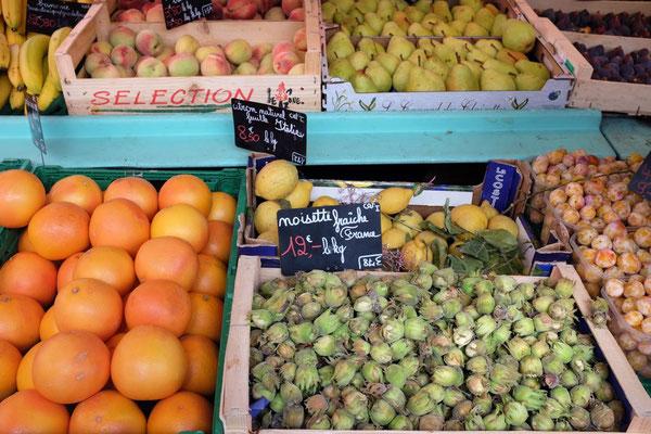 Markttag in Chamonix