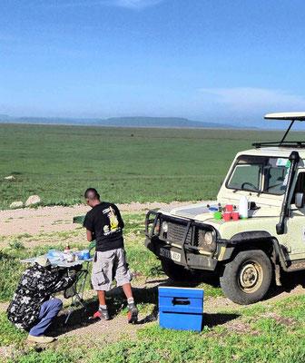 Mit Paradies Safaris in Tansania unterwegs