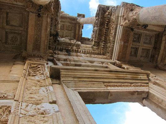 Celsusbibliothek von Ephesus