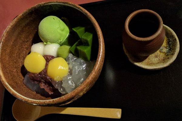 Die besten Matcha Desserts in Kyoto