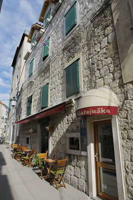 Sehr beliebte Konoba in Split. Foto: www.konobamatejuska.hr/