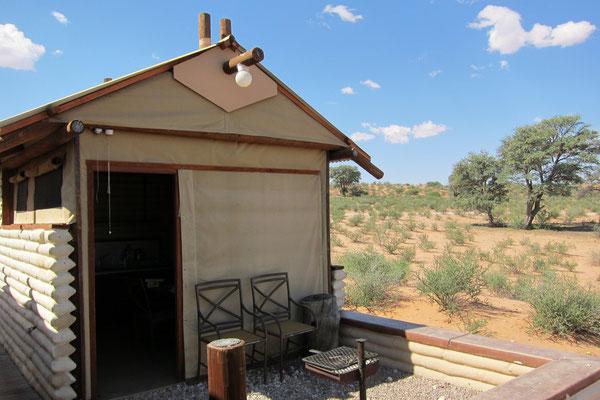 Küchenhaus, Kalahari Tented Camp Chalet, Kgalagadi Transfrontier Park