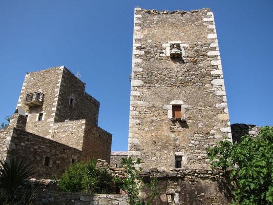 Turmhäuser der Manioten, Mani Vathia Peloponnes