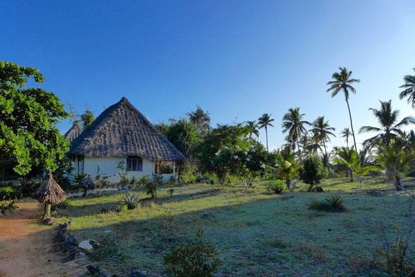 Garten Bungalow im Matemwe Beach Village Sansibar